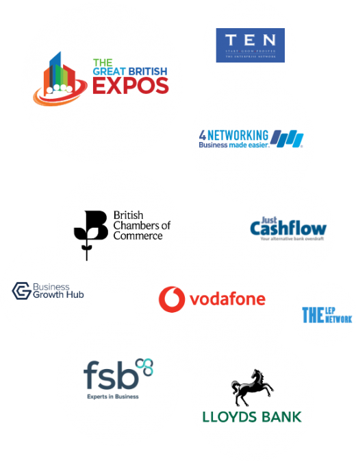 expo business logos
